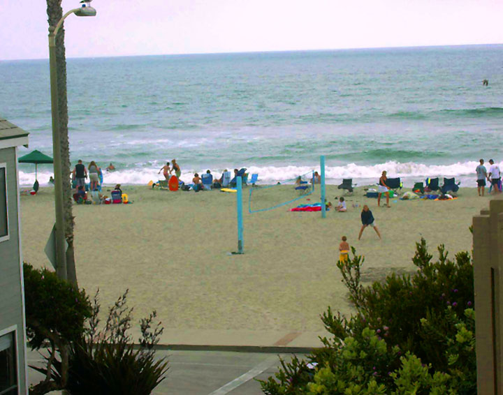 Vacation Beach Rental in Oceanside